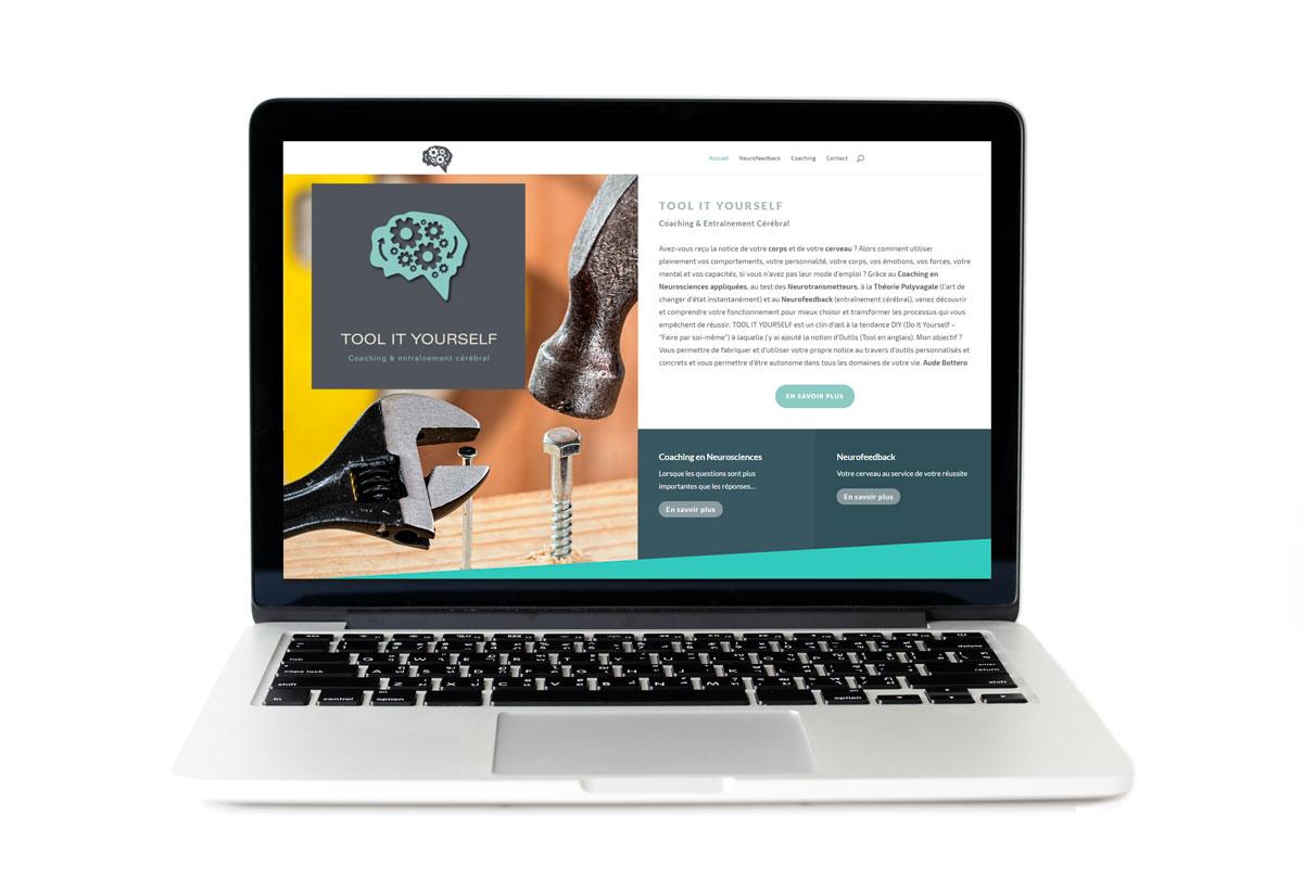 Création du site web de Tool It Yourself, Neurofeedback