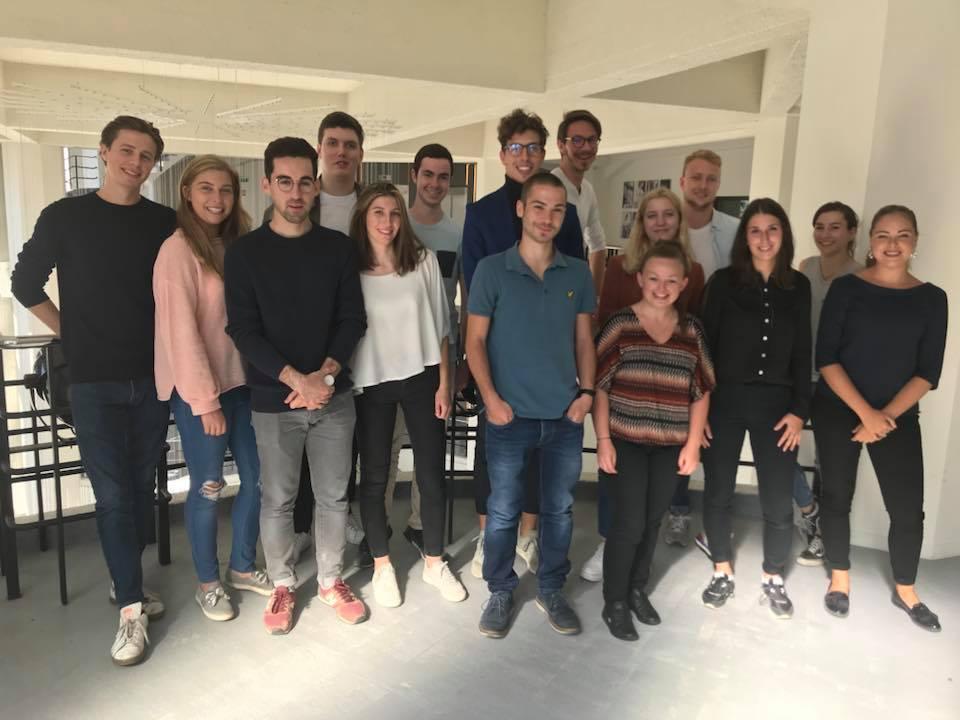Promotion 2018 - 2019 | École Supérieure du Digital | ESD Lyon
